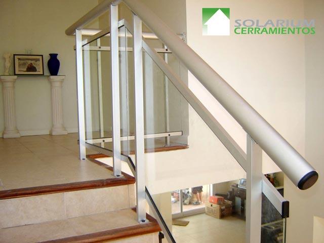 Solarium cerramientos barandas de aluminio barandas de - Barandas de aluminio ...