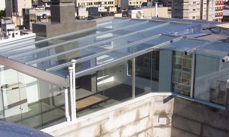 Solarium cerramientos aberturas de aluminio - Cerramientos de aluminio para balcones ...